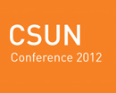 Join us at the 27th CSUN conference