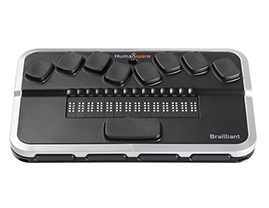 Brailliant BI14 braille display