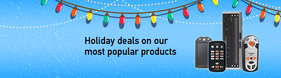 Black Friday deals are here! - Holiday deals on our most popular products