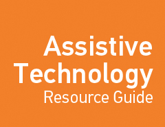 Download your FREE Assistive Technology Resource Guide