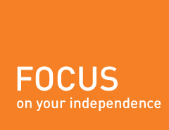 Focus on your independence.