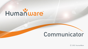 HumanWare Communicator